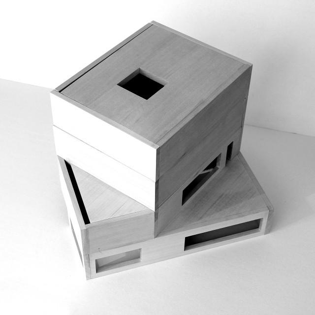 Scale model 1:50